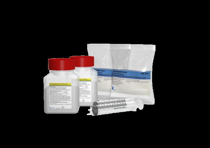 2 x 500 ml Oxalsäuredihydrat-Lösung 3,5 %